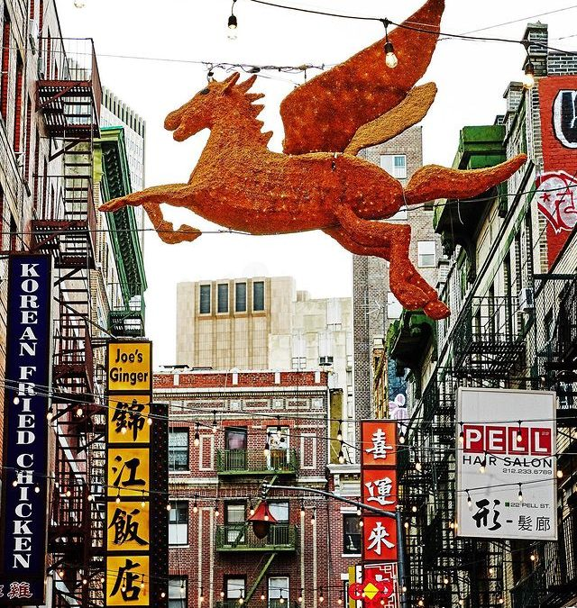 Manhattan's Chinatown is New York's Resilient and Proud Gem