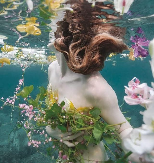 """Photographic Scouting That Celebrates Emotions: """"Healing Emotions Through Water"""""""