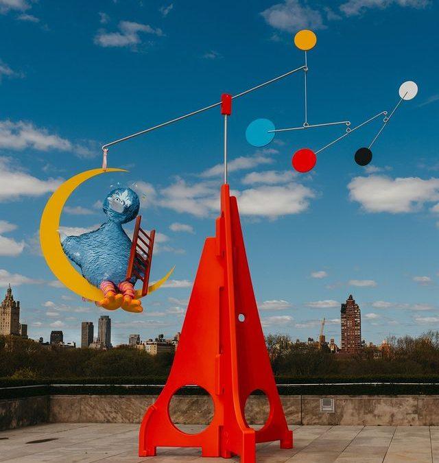 A Roof Top Exhibit: Metropolitan Museum of Art – New York, NY
