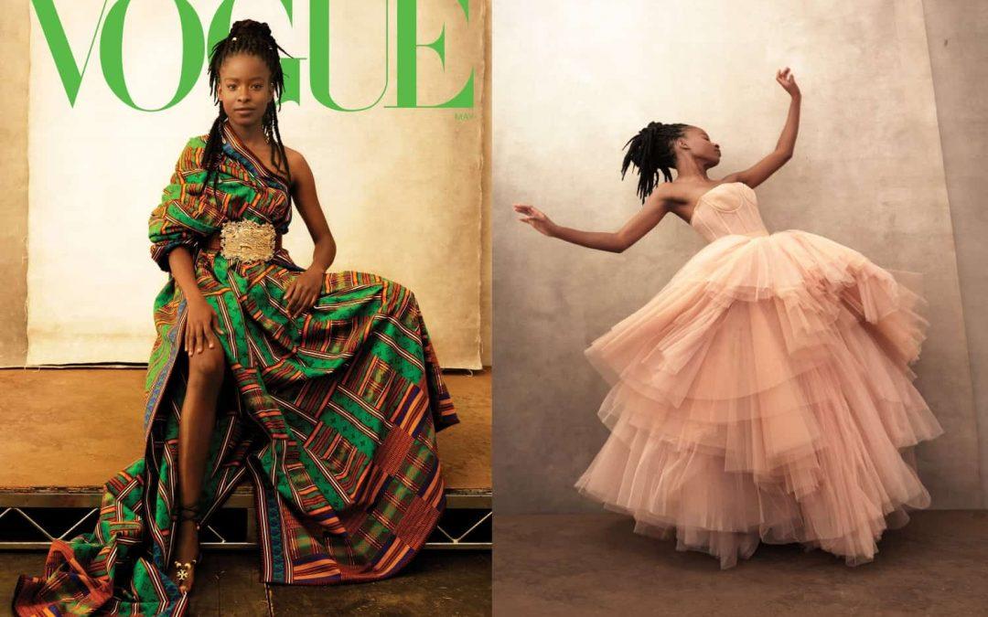 Fashionista: Amanda Gorman is Vogue's New Cover Star..