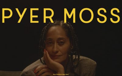WATCH: TRACEE ELLIS ROSS MAKES US LOL IN PYER MOSS' NEWEST FASHION FILM