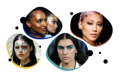 The Best Eye Makeup From New York Fashion Week Is the Prescription for Right Now