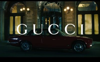 The Gucci Aria Campaign: Ontology of Desire