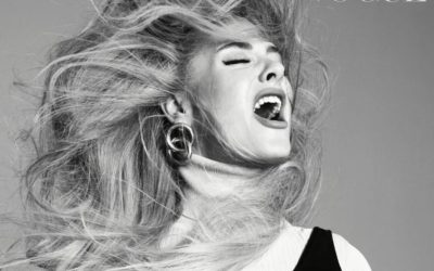British Vogue's November Cover Star